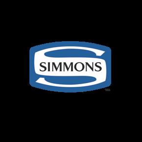 Logo de la marca Simmons
