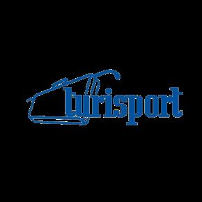 Logo de la marca Turisport