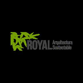 Logo de la marca Royal Arquitectura
