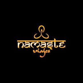 Logo de la marca Namaste Viajes