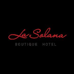 Logo de la marca La Solana Boutique Hotel