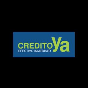 Logo de la marca CreditoYa