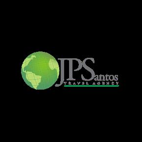 Logo de la marca JPSantos Viajes y Turismo
