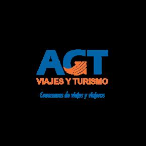 Logo de la marca AGT Viajes y Turismo