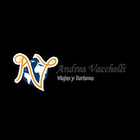 Logo de la marca Andrea Vacchelli - Viajes y Turismo