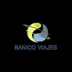 Logo de la marca Banico Viajes