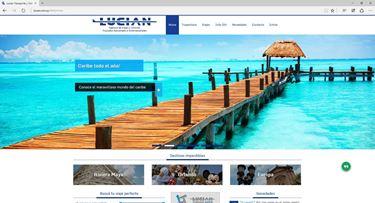 Imagen de Lucian Transporte y Turismo - Diseño Web