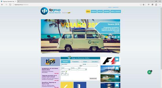 Imagen de Tipgroup CVC - Diseño Web