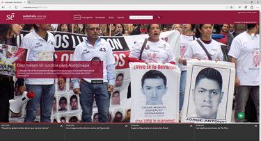 Imagen de Sudestada - Periodismo y Transparencia - Agile Web