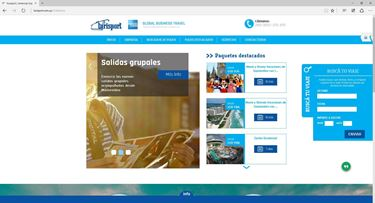 Imagen de Turisport - Diseño Web