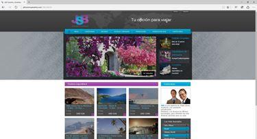 Imagen de JSB Turismo y Eventos - Diseño Web