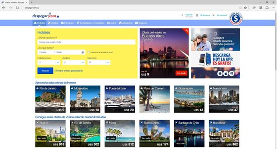 Imagen de Despegar.com - Desarrollo de Software