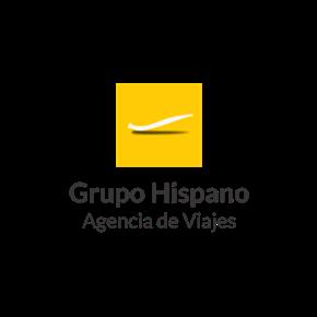 Logo de la marca Grupo Hispano