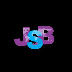 Logo de la marca JSB Turismo y Eventos