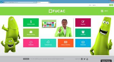 Imagen de FUCAC - Diseño y desarrollo sitio web