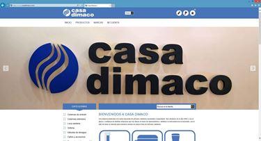 Imagen de Casa Dimaco - Diseño Web Ecommerce