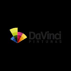 Logo de la marca Pinturas DaVinci
