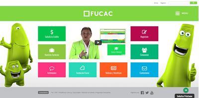 Experiencia de usuario: Fucac