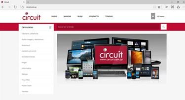 Imagen de Circuit - Diseño Web Ecommerce
