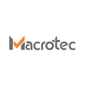 Logo de la marca Macrotec