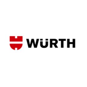 Logo de la marca Würth