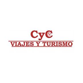 Logo de la marca CyC Viajes