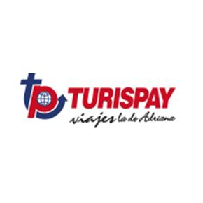 Logo de la marca Turispay Viajes