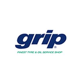 Logo de la marca GRIP Petinsa
