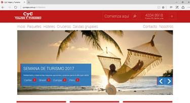 Imagen de CyC Viajes y Turismo