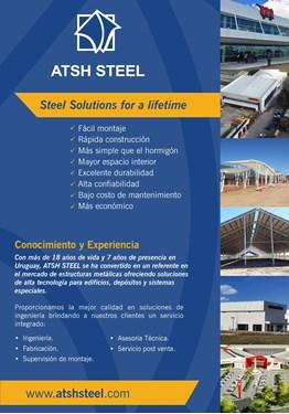 Imagen de Atsh Steel - Díptico