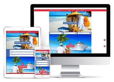 Imagen de Carminatti Turismo - Diseño Web