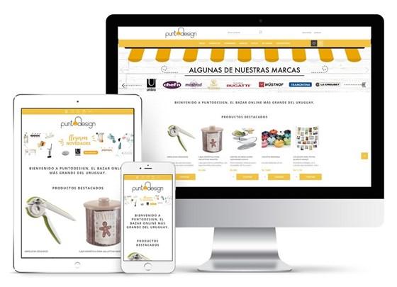 Imagen de Punto Design - Diseño Web Ecommerce