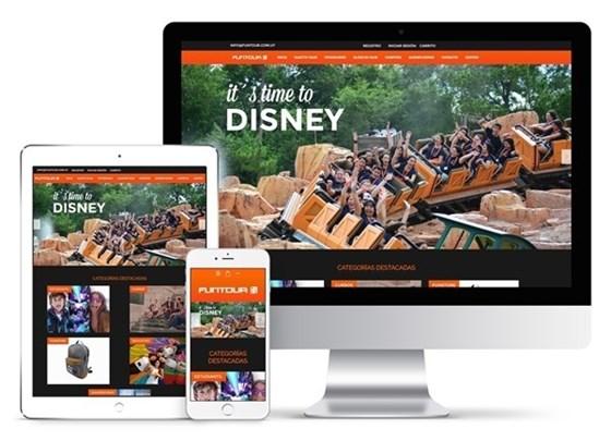 Imagen de Funtour - Diseño Web Ecommerce
