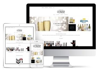 Imagen de Le Caviste - Diseño Web Ecommerce