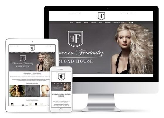 Imagen de Blondhouse - Diseño Web Ecommerce