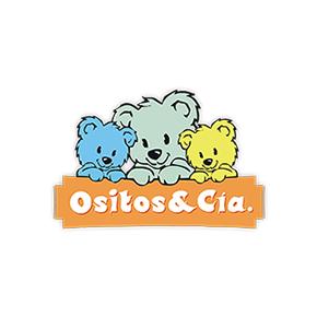 Logo de la marca Ositos y Cía