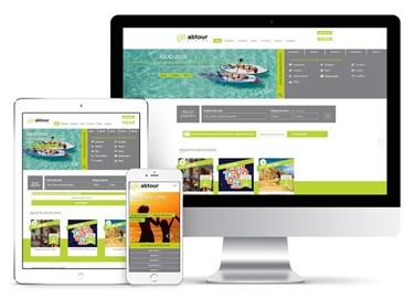 Imagen de Abtour - Diseño web