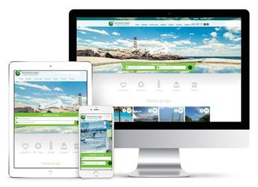 Imagen de Eplosur Viajes y Turismo - Diseño Web