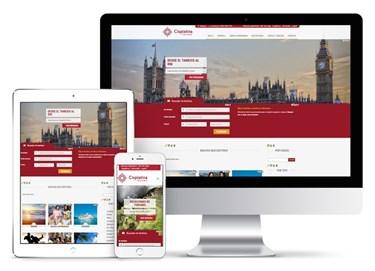 Imagen de Cisplatina Turismo - Diseño Web