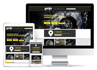 Imagen de GRIP CAR CENTER